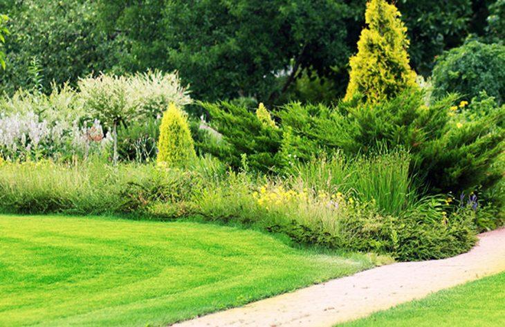 Urlaub Garten